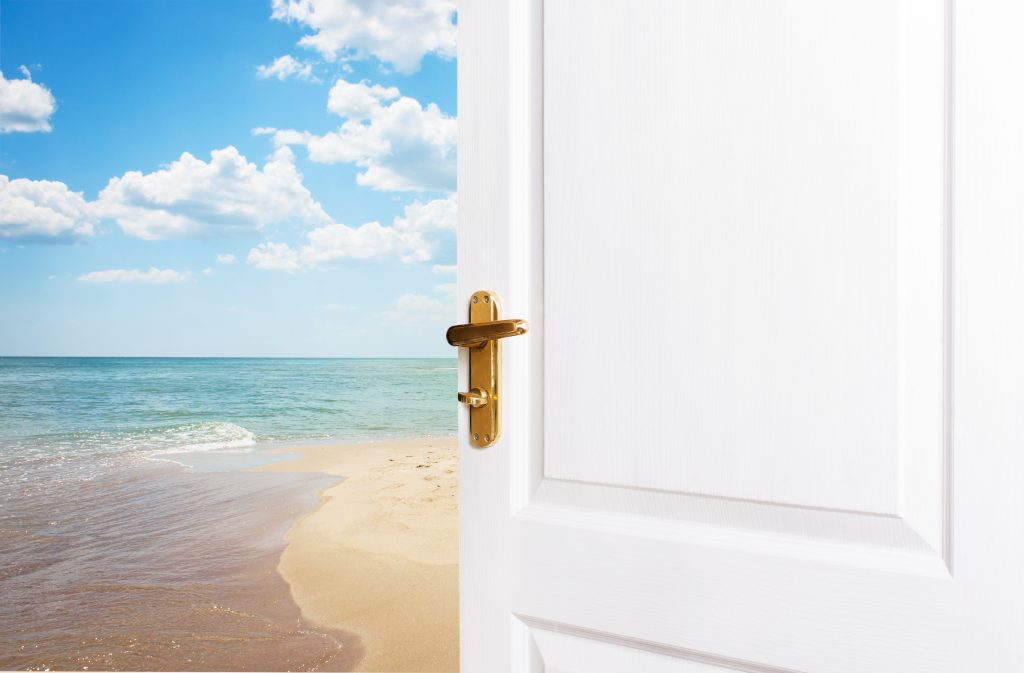 Visit Select Vacation Properties and open the door to vacation possibilities