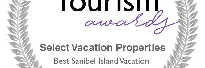 Select Vacation Properties winner of Luxlife Travel & Tourism Awards 2021