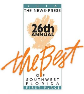 Voted Best Rental Agency on Sanibel by the News-Press