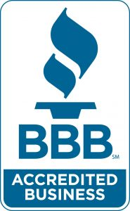 Rated A+ by the BBB!